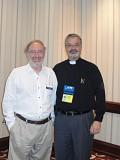 Deryck Durston, ACPE Interim Executive Dir. w/ Fr. Steven Voytovich