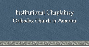 Institutional Chaplaincy